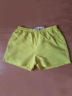 Шорты для плавания желтые   5113855