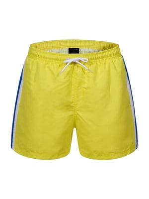 Шорты для плавания желтые   5113886