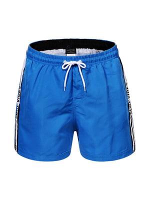 Шорты для плавания синие | 5113897