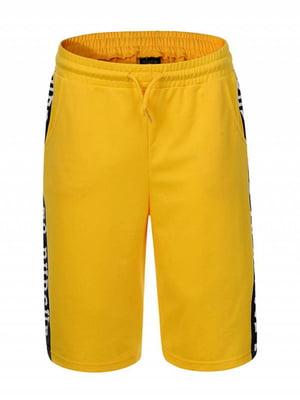 Шорты желтые | 5113929
