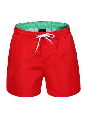 Шорты для плавания красные | 5113941