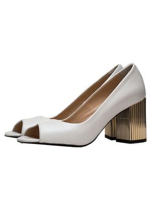 Туфлі білі | 5114740