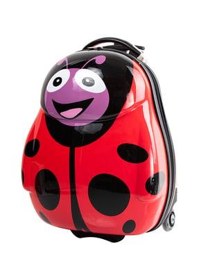 Комплект детский: чемодан и дорожный рюкзак | 5108725