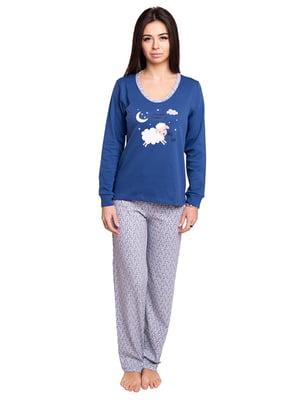 Піжама: джемпер та штани | 4781115