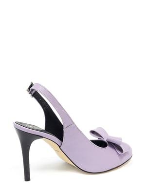 Туфлі бузкові   5111278