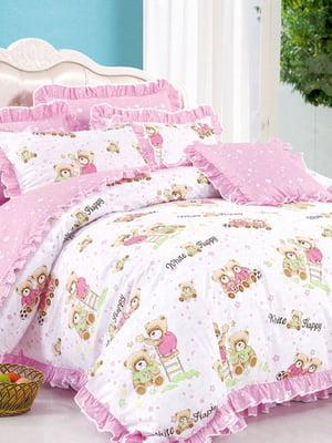 Комплект постельного белья детский | 5012640