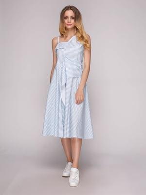 Платье в полоску | 5091353