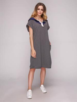 Сукня темно-синя | 5080157