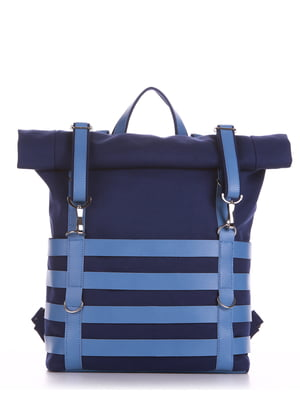 Рюкзак синий - Alba Soboni - 5114981
