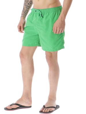 Шорти зелені пляжно-купальні | 4969847