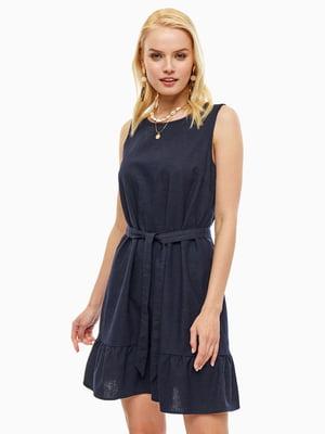 Сукня темно-синя | 4970152