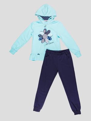 Комплект: толстовка та штани | 5111006