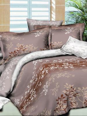 Комплект постельного беля двуспальный (евро)   5115446