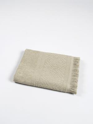 Полотенце махровое (50х90 см) | 5115071