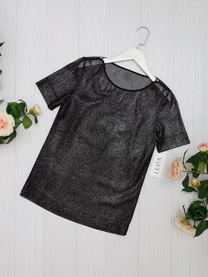 Блуза черная | 5109681