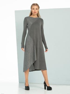 Платье серое | 5109793