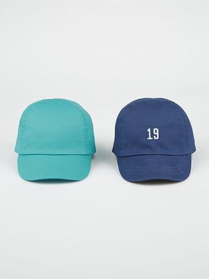 Набір бейсболок (2 шт.) | 5115653