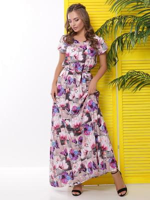 Сукня в квітковий принт | 5116071