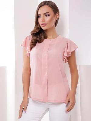Блуза цвета пудры | 5116084