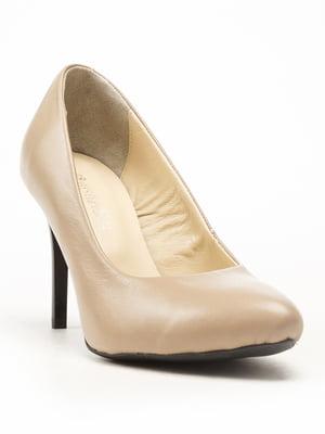 Туфлі бежеві | 5113907