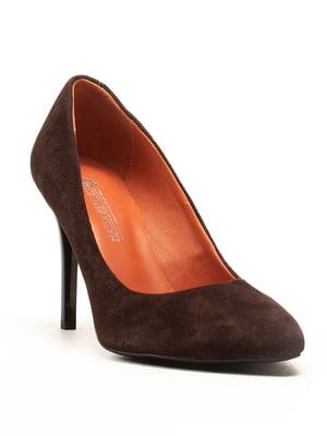 Туфли коричневые | 5104806