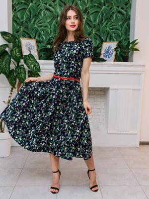 Сукня в квітковий принт | 5116585