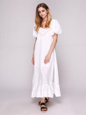 Платье белое | 5116549