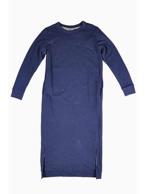 Платье темно-синее | 5116684