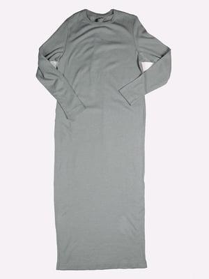 Платье серое | 5116690