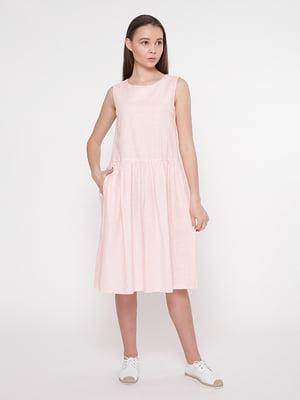 Платье пудрового цвета | 5116741