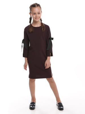 Платье бордовое | 5116751