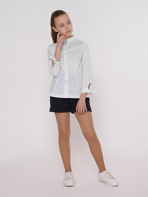 Рубашка белая | 5116762