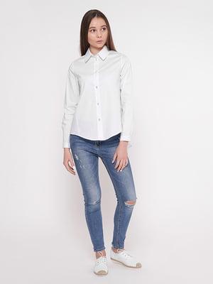 Рубашка белая | 5116799