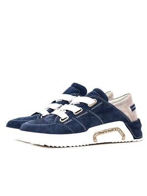Кроссовки синие | 5116834
