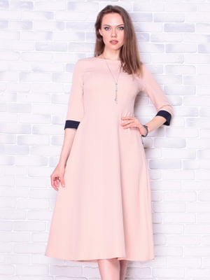 Платье бежевого цвета | 5111710