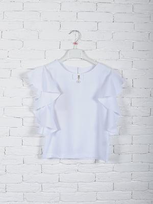 Блуза біла | 5026035