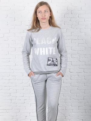 Комплект: лонгслів і штани - Zebra kids - 5026050