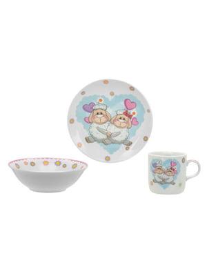 Набор посуды детской (3 шт.) | 5112487