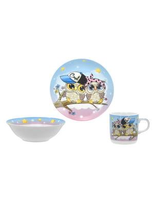 Набор посуды детской (3 шт.) | 5116864