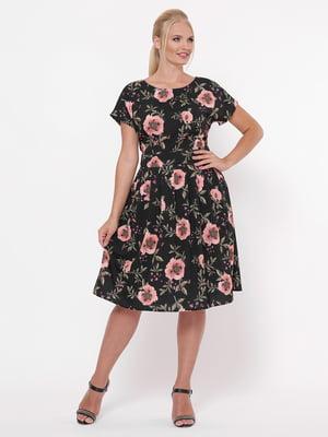 Сукня з квітковим принтом | 5117531