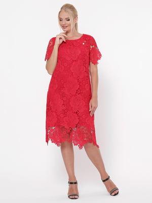 Сукня червона | 5117540