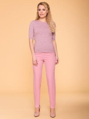 Штани рожеві | 4919127