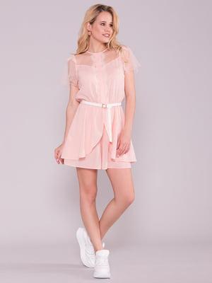 Ромпер рожевий | 5100717