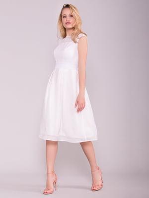 Платье белое | 5100732