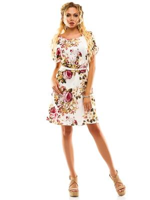 Сукня в квітковий принт | 5118077