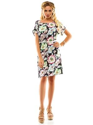 Сукня в квітковий принт | 5118078