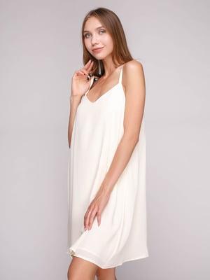 Сукня молочного кольору | 5110397