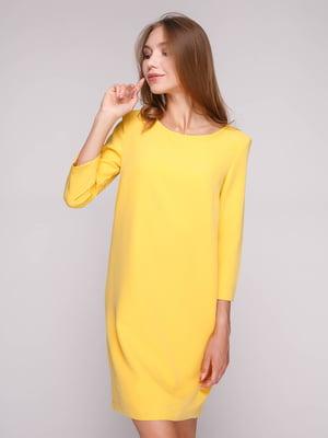 Сукня жовта   5110415