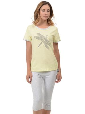Комплект: футболка и бриджи | 5120225