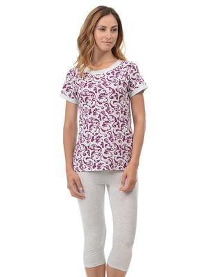 Комплект: футболка и бриджи | 5120231